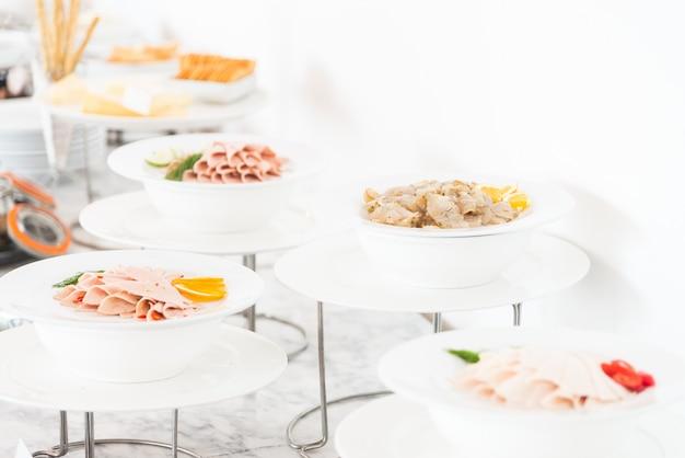 Ristorazione a buffet Foto Gratuite