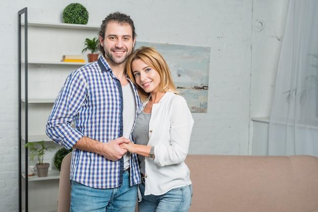 Ritratto di coppia Foto Gratuite