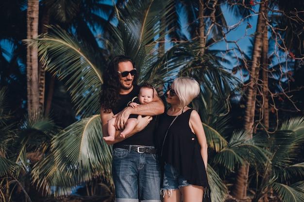 Ritratto di famiglia Foto Gratuite