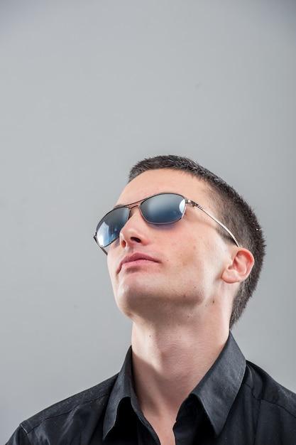 Ritratto di uomo Foto Premium
