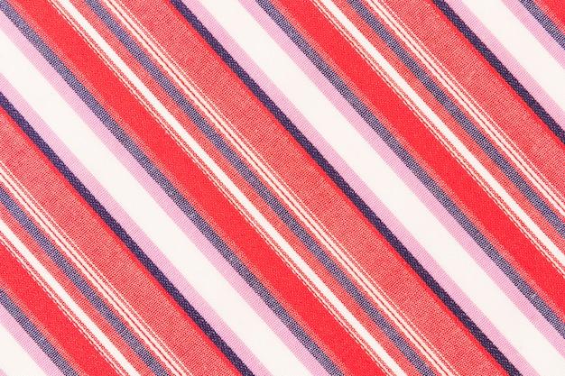 Rosso; blu; linee diagonali bianche e rosa Foto Gratuite