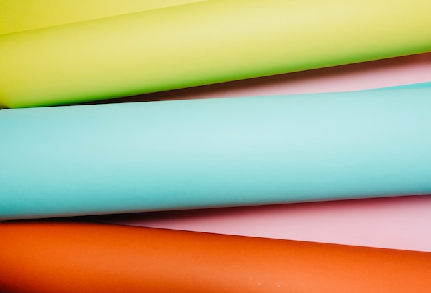 Rotoli Di Carta Colorata : Rotoli di carta colorata scaricare foto gratis