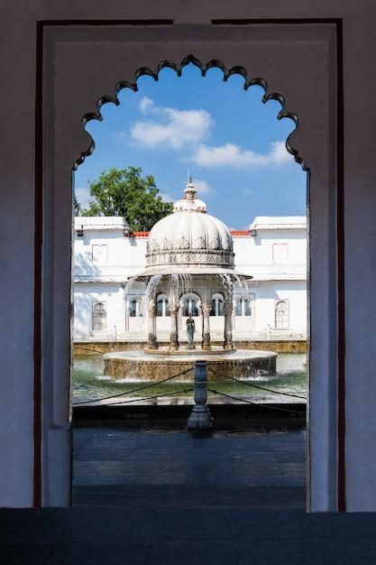 Saheliyon-ki-bari, udaipur Foto Premium