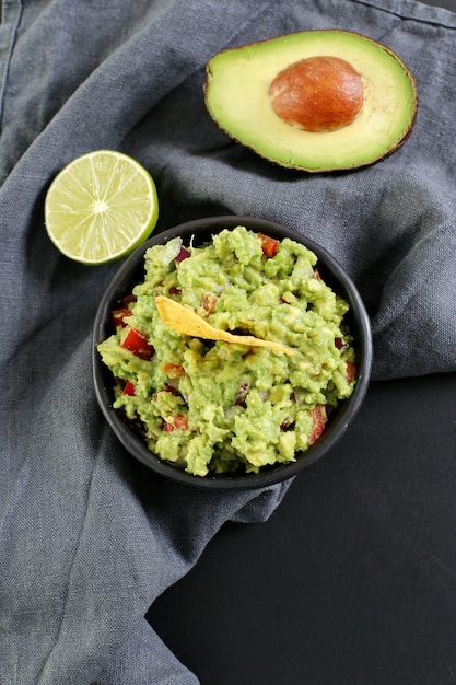 Salsa di guacamole Foto Gratuite