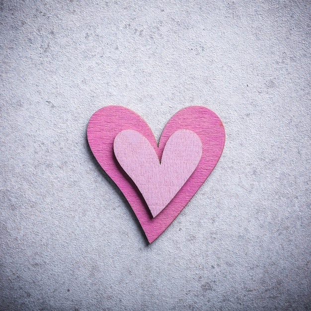 San valentino sfondo Foto Premium