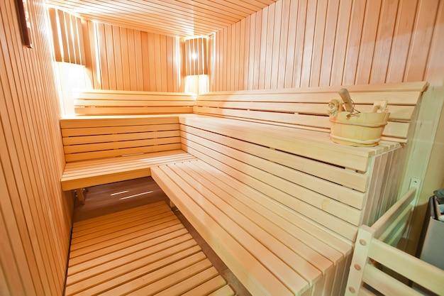 Sauna Foto Premium