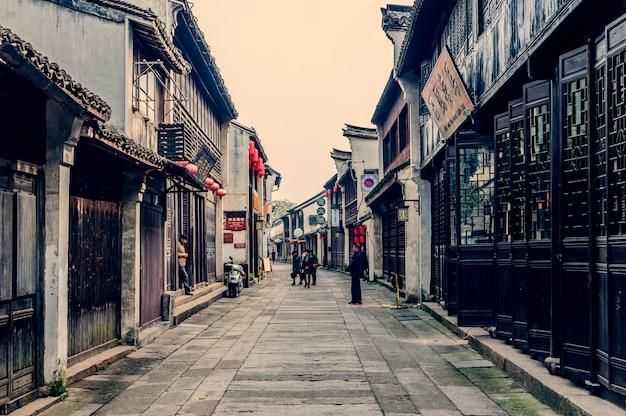 Scale muri struttura cultura cinese strade Foto Gratuite