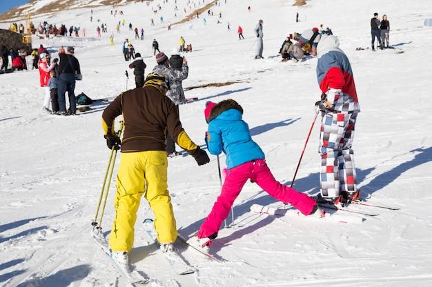 Sciare Foto Premium