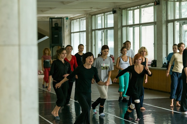 Scuola estiva di danza estiva Foto Gratuite