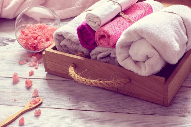 Set di accessori da bagno Foto Premium