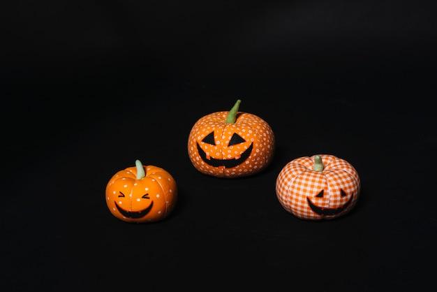 Set di giocattoli jack-o-lanterne Foto Gratuite