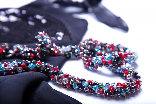 Set di gioielli e accessori Foto Premium