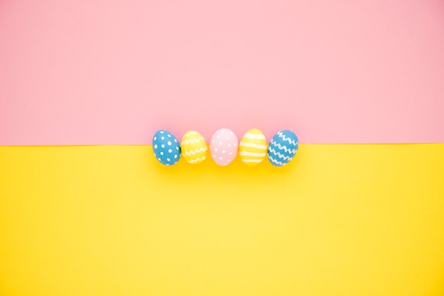 Set di uova luminose Foto Gratuite