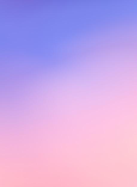 Sfocatura sfondo di colore pastello viola Foto Premium