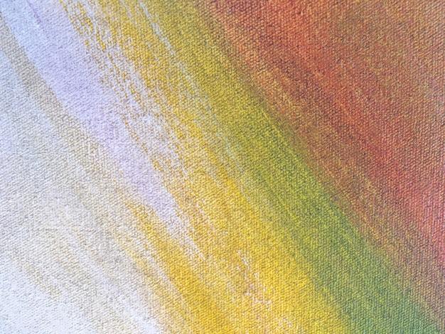 Sfondo astratto arte multicolor. Foto Premium