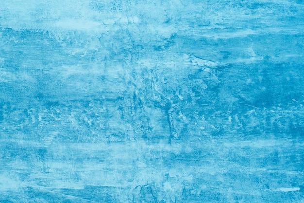 Sfondo astratto blu. sfondo artistico creativo. Foto Premium