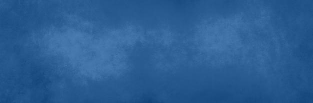 Sfondo astratto di cemento di cemento. struttura del grunge, carta da parati. trendy blu monocromatico e colore calmo. Foto Premium