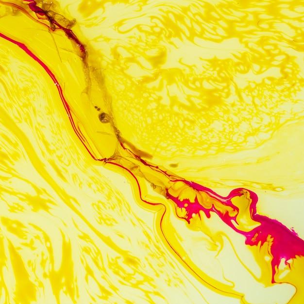 Sfondo astratto giallo con linee oblique goo Foto Gratuite