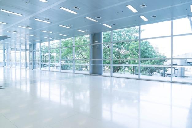 Porta Ingresso Ufficio : Sfondo astratto sfocato sfondo vista interna guardando verso vuoto