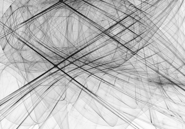 Sfondo bianco e nero frattale scaricare foto gratis for Sfondi bianco e nero tumblr