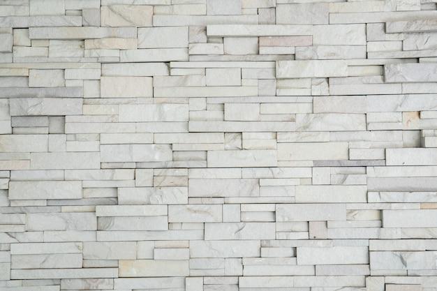 Sfondo bianco spa linea pietra Foto Premium