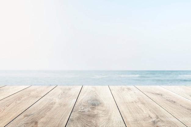 Sfondo del prodotto spiaggia Foto Gratuite