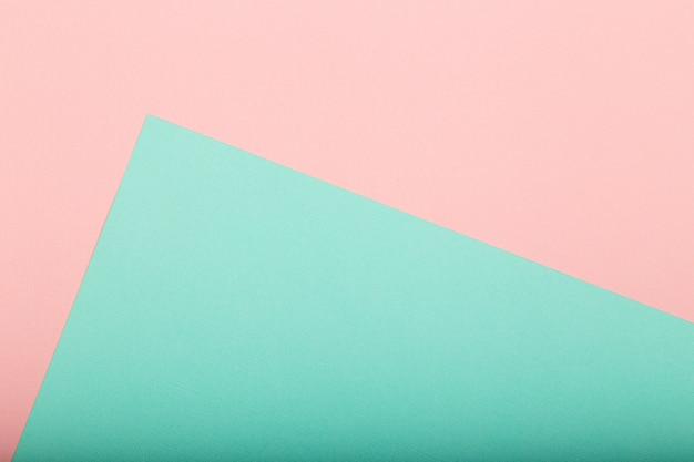 Sfondo di carta geometrica Foto Premium