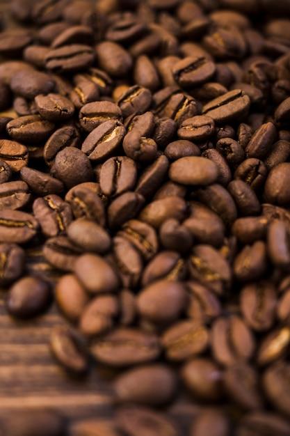 Sfondo di chicchi di caffè Foto Gratuite