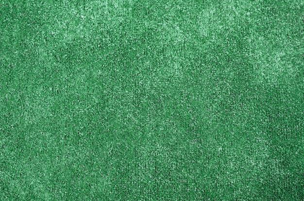 Sfondo di erba artificiale verde Foto Premium