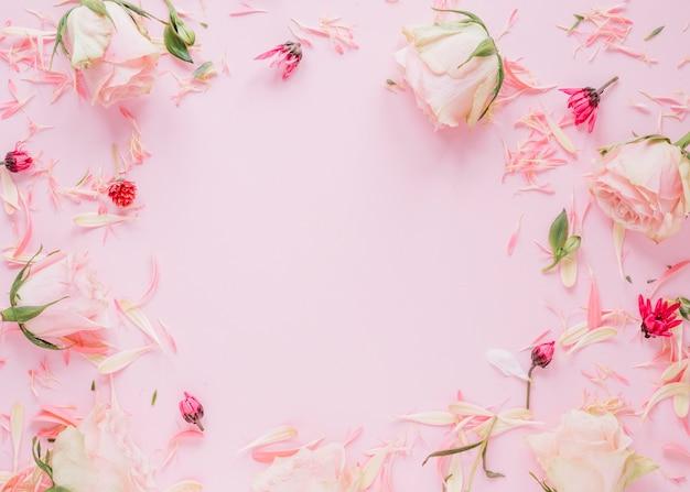 Sfondo di fiori Foto Gratuite