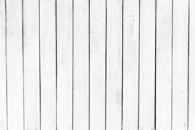 Sfondo di legno bianco Foto Gratuite