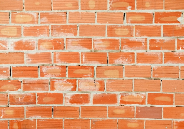Sfondo di muro di mattoni Foto Gratuite