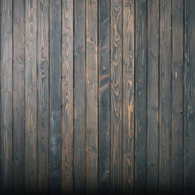 Sfondo di parete in legno scuro Foto Gratuite