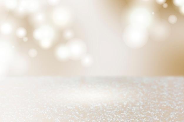 Sfondo di prodotto luci scintillanti Foto Gratuite
