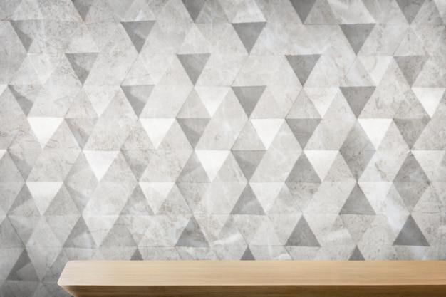 Sfondo di prodotto tavolo in legno Foto Gratuite