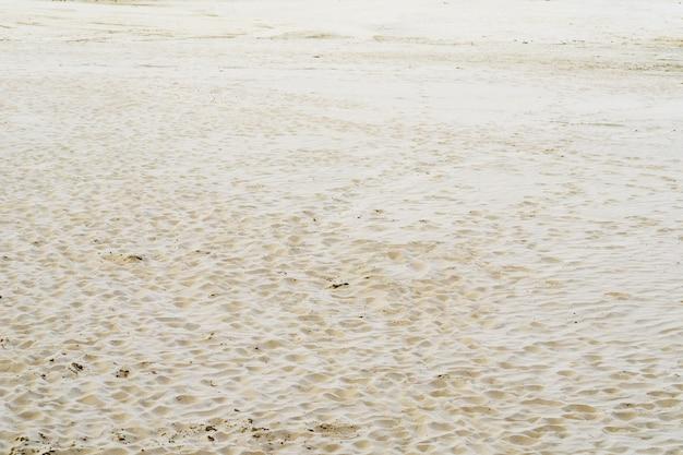 Sfondo di sabbie nel deserto Foto Premium