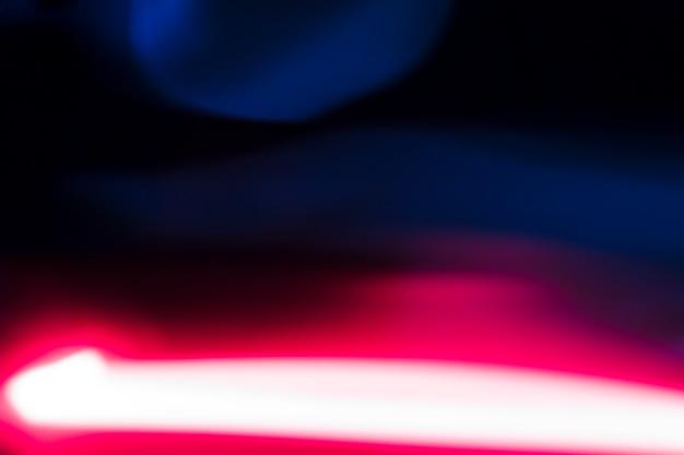 Sfondo di striscia di luce al neon Foto Gratuite