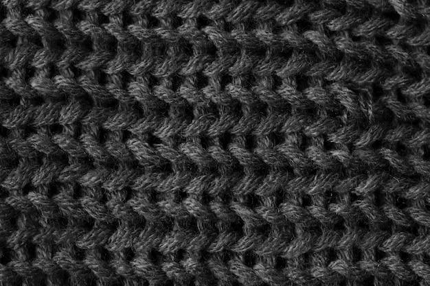 Sfondo di tessuto lavorato a maglia Foto Gratuite