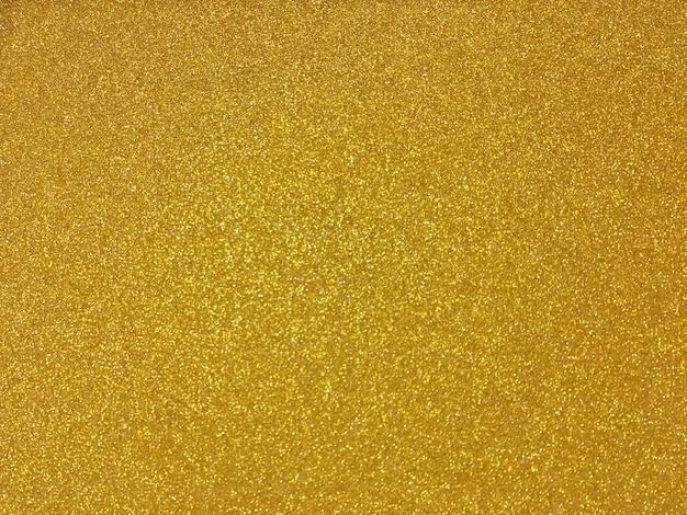 Sfondo glitter oro Foto Premium