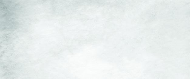 Sfondo grigio acquerello, pittura ad acquerello morbido strutturato su sfondo di carta bianca bagnata Foto Premium