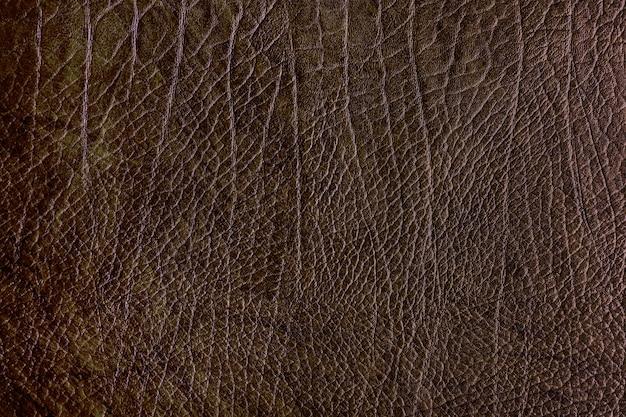Sfondo in pelle marrone Foto Gratuite