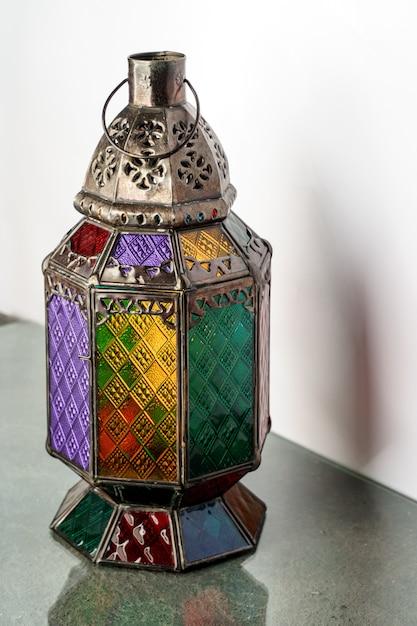 Sfondo lanterna ramadan Foto Premium