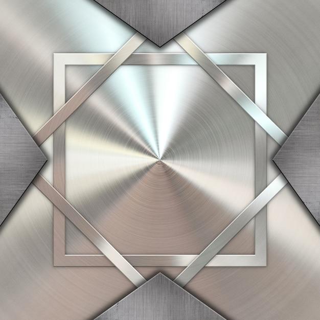 Sfondo metallico di struttura Foto Gratuite