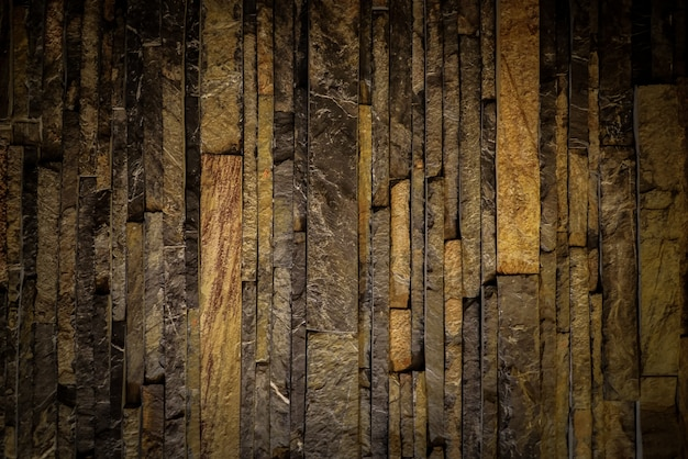 Sfondo scuro in legno vecchio. Foto Premium