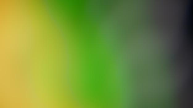 Sfondo sfocato sfumato verde Foto Premium