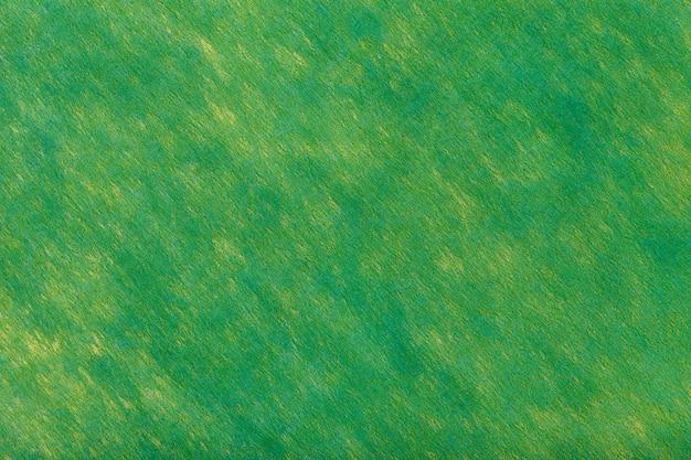 Sfondo verde di tessuto feltro Foto Premium