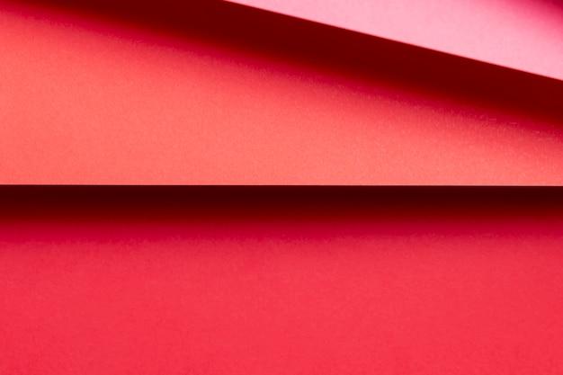 Sfumature di pattern di close-up rosso Foto Gratuite