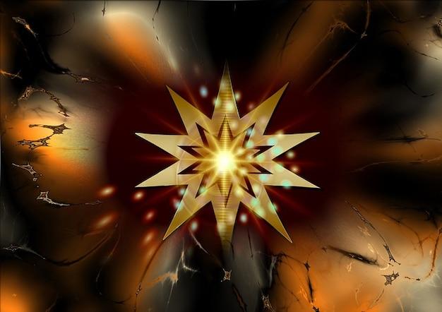 Stella Di Natale Luce.Silhouette Stella Di Natale Luce Di Natale Scaricare Foto Gratis