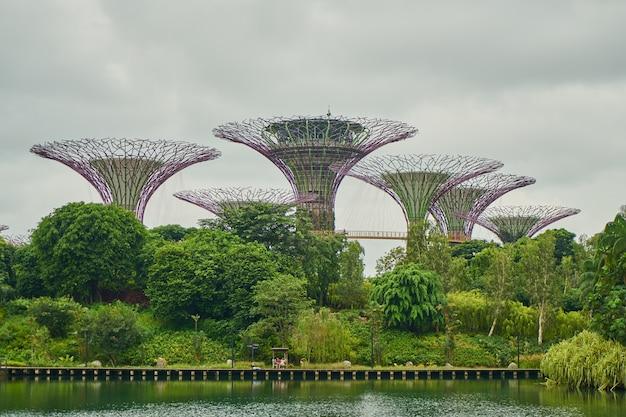 Singapore vivere moderno meraviglioso stupefacente Foto Gratuite