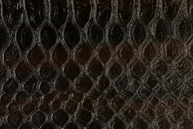 Sintetici di sfondo in pelle artificiale Foto Premium
